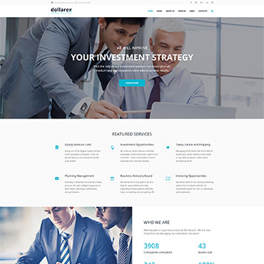 Website Template № 63348