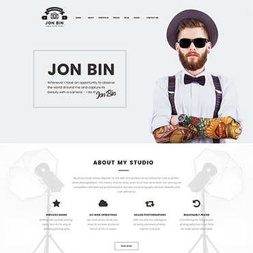Website Template № 63397
