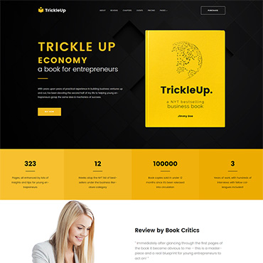 Website Template № 63408