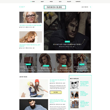 Website Template № 63409