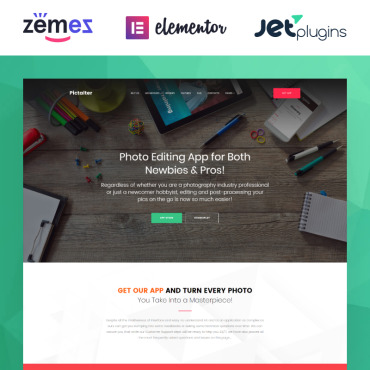 Website Template № 63433