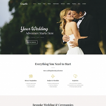 Website Template № 63452