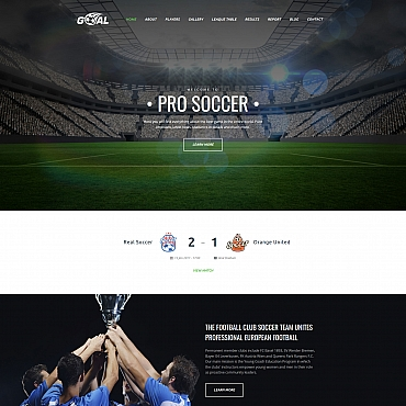 Website Template № 63454