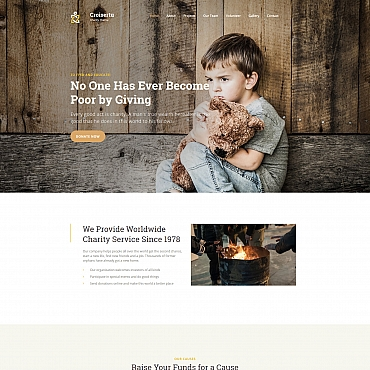 Website Template № 63459