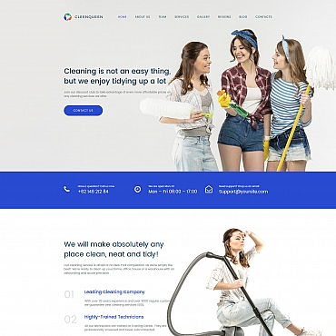Website Template № 63464