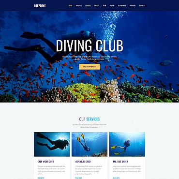 Website Template № 63474