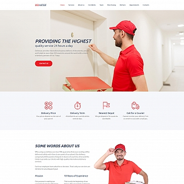 Website Template № 63475