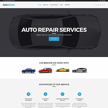 Website Template № 63484