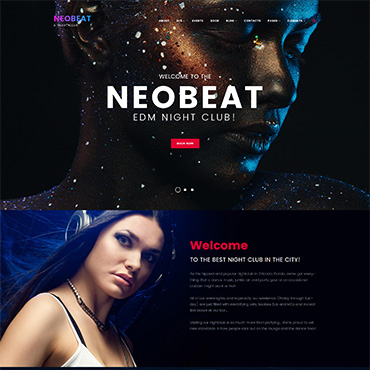 Website Template № 63497