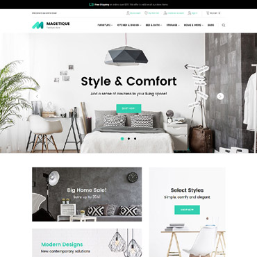 Website Template № 63514
