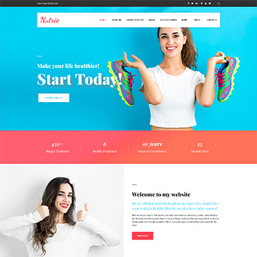 Website Template № 63524