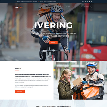 Website Template № 63526