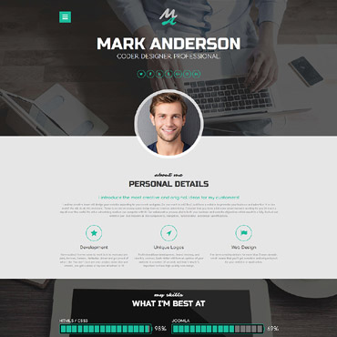 Website Template № 63533