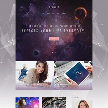Website Template № 63538