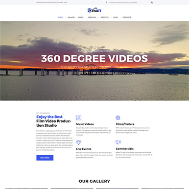 Website Template № 63581