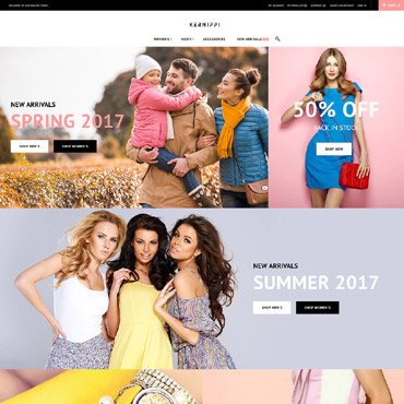 Website Template № 63586