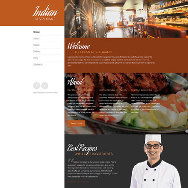Website Template № 63594