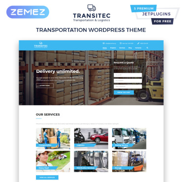 Template WordPress #63597
