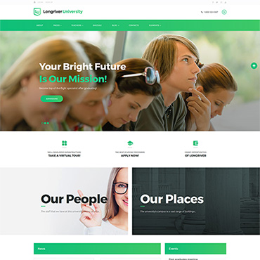 Website Template № 63613