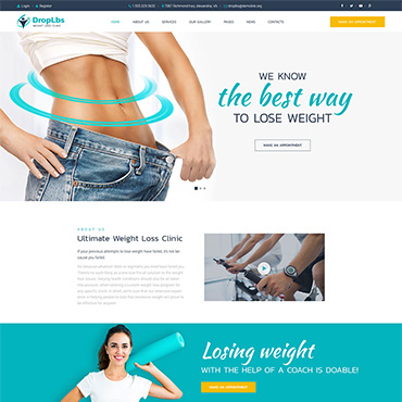 Website Template № 63615