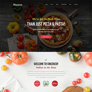 Website Template № 63633