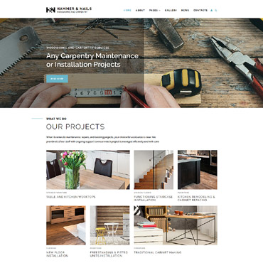 Website Template № 63687
