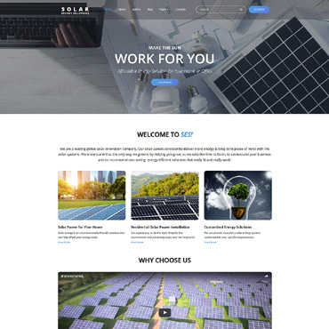 Website Template № 63690