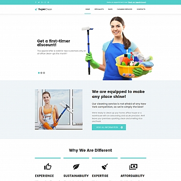 Website Template № 63706