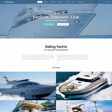 Website Template № 63711