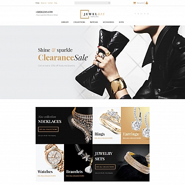 Template MotoCMS Ecommerce Templates #63720