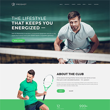 Website Template № 63811