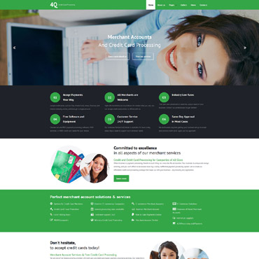Website Template № 63834