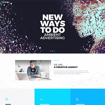 Website Template № 63840