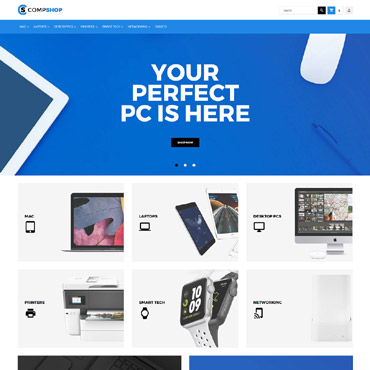 Website Template № 63847
