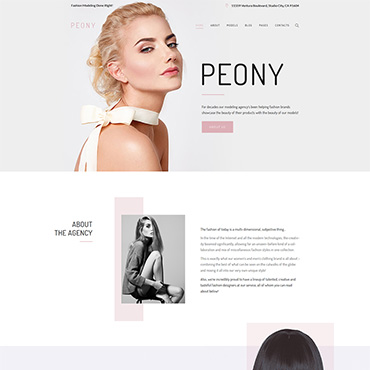 Website Template № 63849