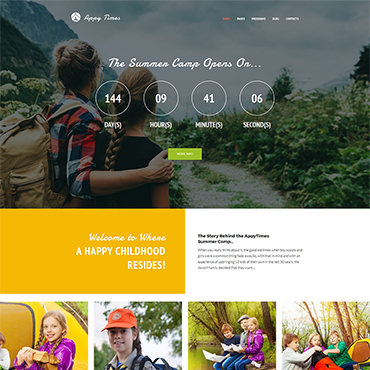 Website Template № 63919