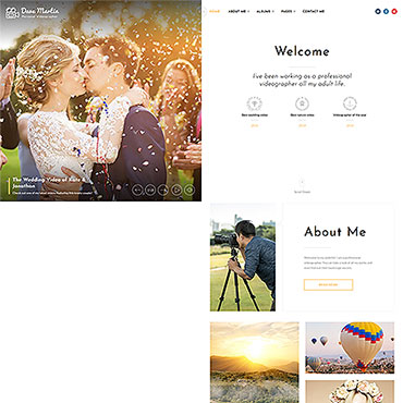 Website Template № 63943