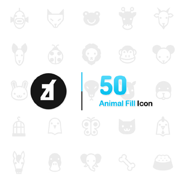 Template Animale de companie Seturi de iconițe #63949