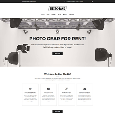 Website Template № 63963