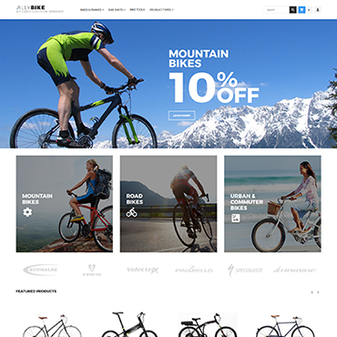 Website Template № 63977