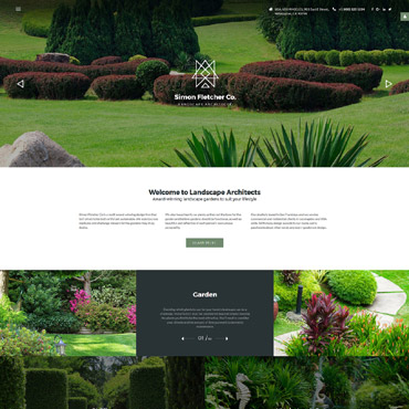 Website Template № 63991