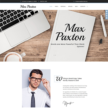 Website Template № 63996