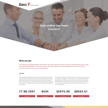 Website Template № 64032