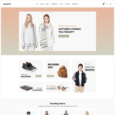 Website Template № 64051
