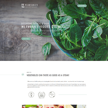 Website Template № 64052
