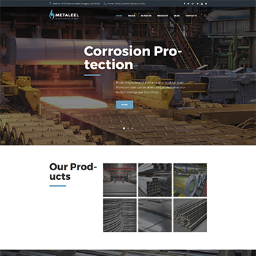 Website Template № 64053