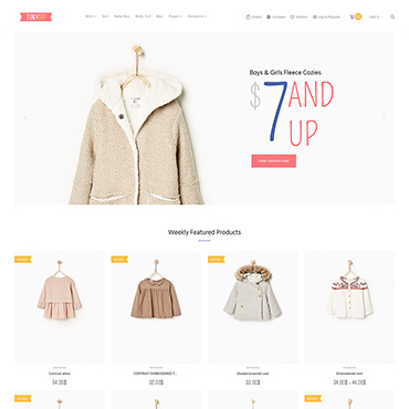 Website Template № 64099
