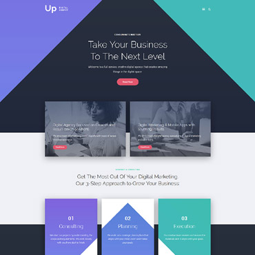 Website Template № 64104