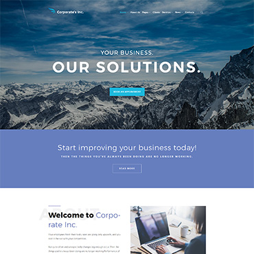 Website Template № 64117