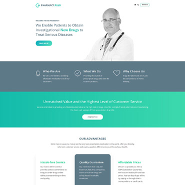 Website Template № 64118